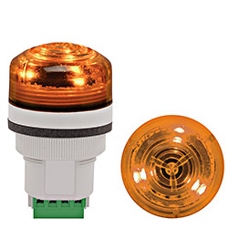 FMX 40mm Lights with Buzzer